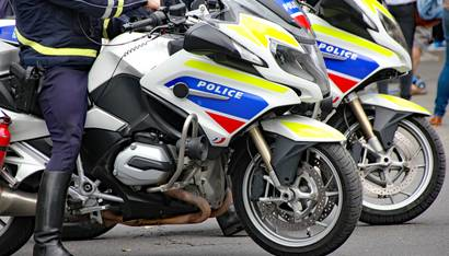 Devenir motard de la police nationale en 2020